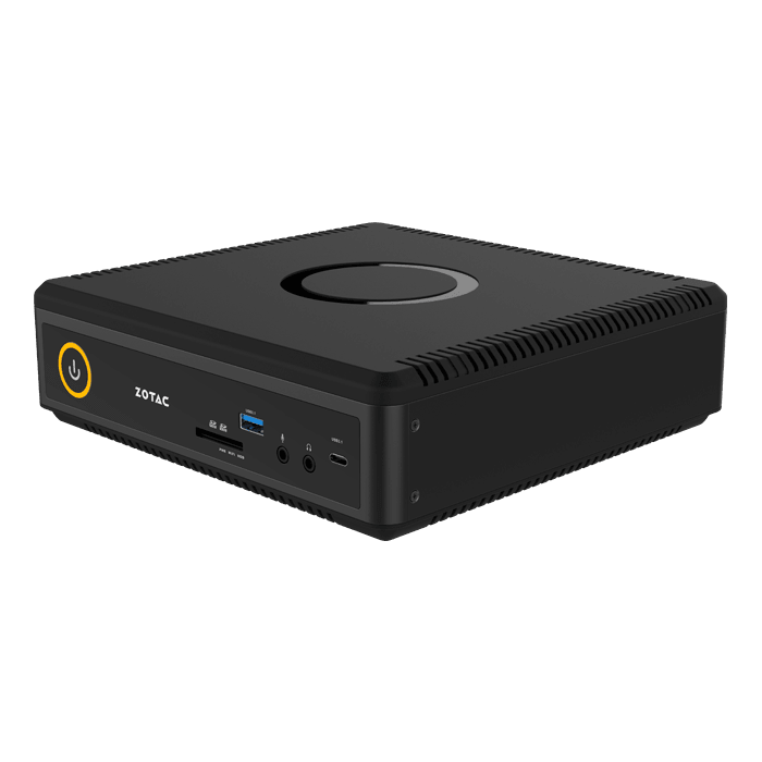 "ZBOX E MAGNUS EN51050, Intel Core i5-7500T, 2x DDR4 SO-DIMM, M.2, 2.5"" HDD/SSD, NVIDIA® GeForce GTX 1050 2GB, Mini PC Barebone"