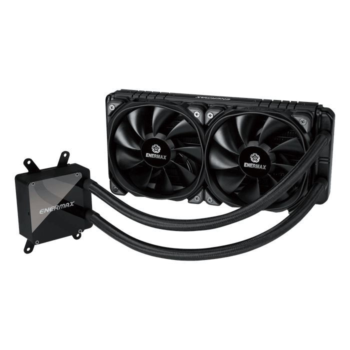 Liqtech TR4 240, 240mm Radiator, 500W TDP, Liquid Cooling System