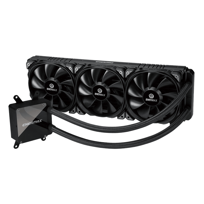 Liqtech TR4 360, 360mm Radiator, 500W TDP, Liquid Cooling System
