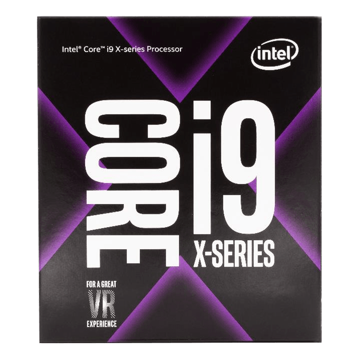 Core™ i9-7940X 14-Core 3.1 - 4.3GHz Turbo, LGA 2066, 165W TDP, Processor