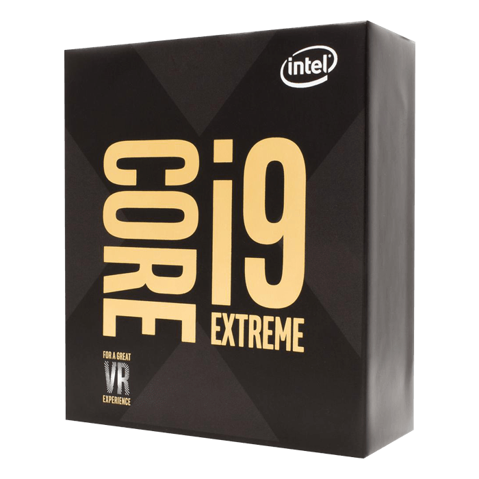Core™ i9-7980XE 18-Core 2.6 - 4.2GHz Turbo, LGA 2066, 165W TDP, Processor