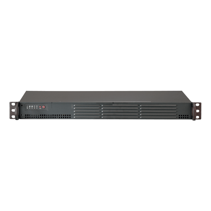 SuperServer 5019A-12TN4, 1U,Intel® Atom® processor C3850, 4x SATA, M.2, 4x DDR4, Quad 1Gb Ethernet, 200W PSU
