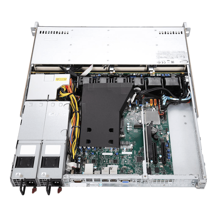 SuperServer 5019P-MR, 1U, Intel C621, 4x SATA, 6x DDR4, Dual 1Gb Ethernet, 400W Rdt PSU