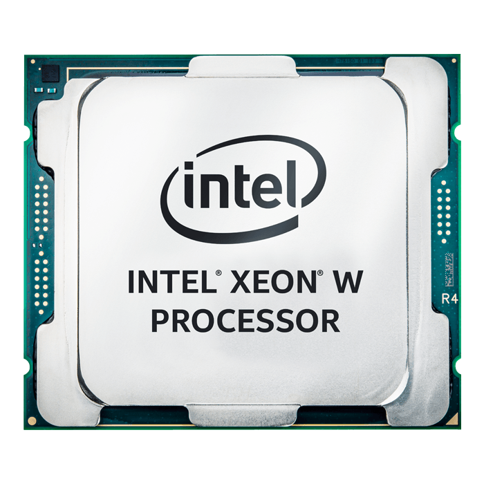 Xeon® W-2125 4-Core 4.0 - 4.5GHz Turbo, LGA 2066, 120W, OEM Processor