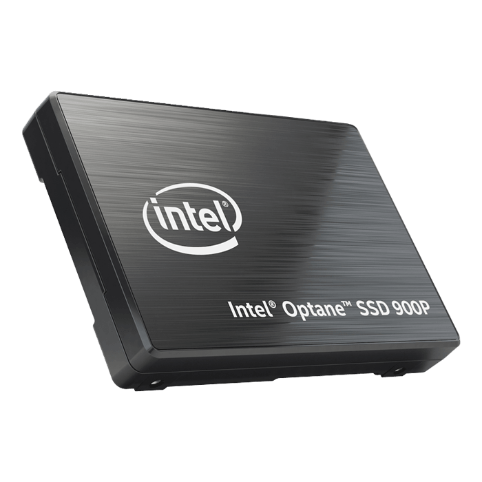280GB 900P 15mm, 2500 / 2000 MB/s, 3D XPoint, PCIe 3.0 x4 NVMe, U.2 2.5-Inch Optane SSD