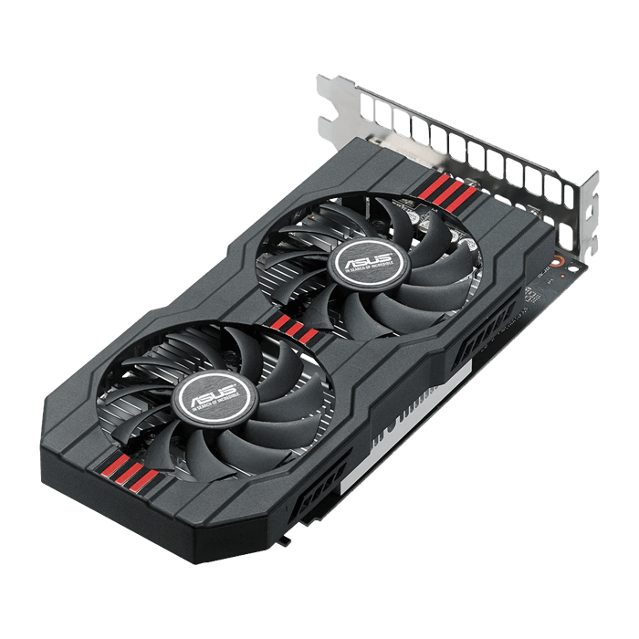 Radeon RX 560 OC EVO, 1149 - 1197MHz, 4GB GDDR5, Graphics Card