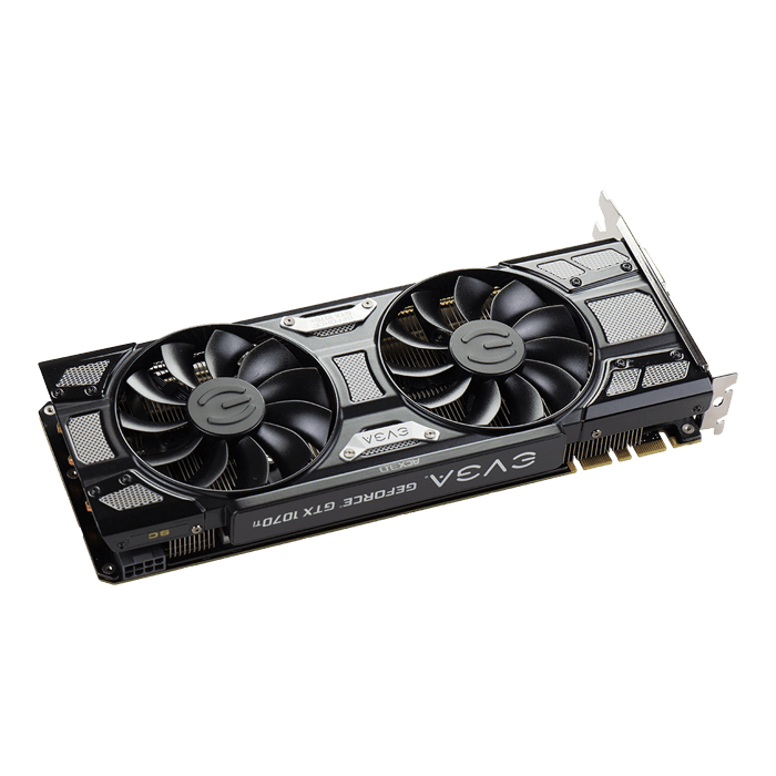 GeForce GTX 1070 Ti SC GAMING, 1607 - 1683MHz, 8GB GDDR5, Graphics Card