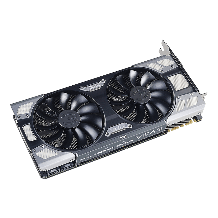 GeForce GTX 1070 Ti FTW2 GAMING, 1607 - 1683MHz, 8GB GDDR5, Graphics Card