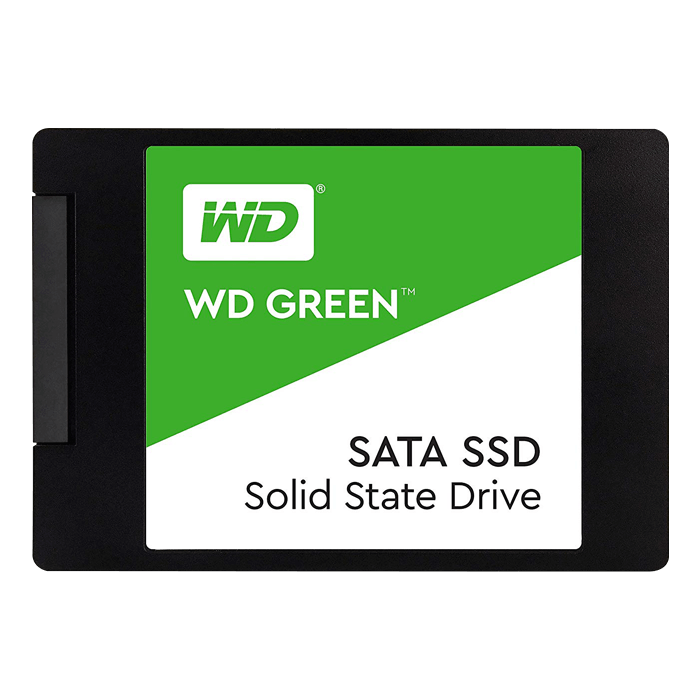120GB Green 7mm, 545 MB/s, SLC, SATA 6Gb/s, 2.5-Inch SSD