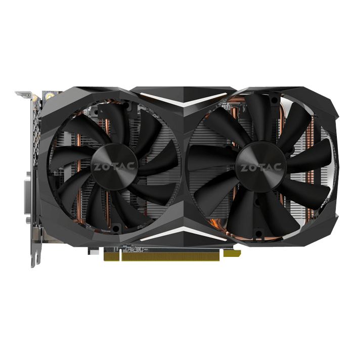 GeForce GTX 1070 Ti Mini, 1607 - 1683MHz, 8GB GDDR5, Graphics Card