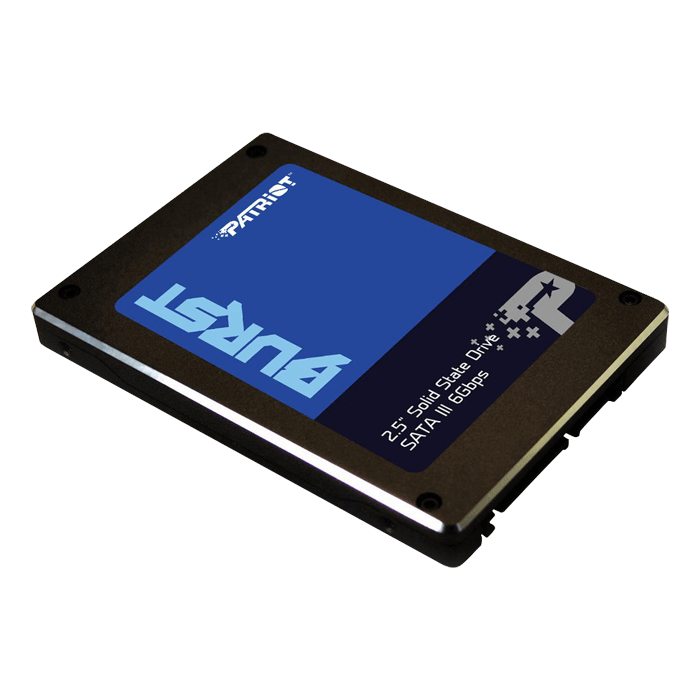 120GB BURST 7mm, 560 / 540 MB/s, NAND TLC, SATA 6Gb/s, 2.5-Inch SSD