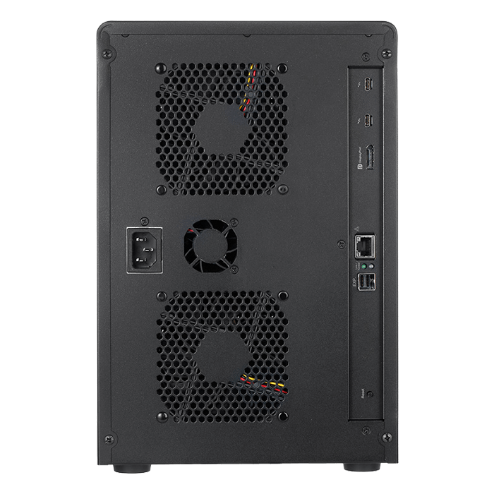 ARC-8050T3-12-96TB, 12-bay, 96TB (12x 8TB Enterprise Class HDDs), Thunderbolt 3 RAID Storage