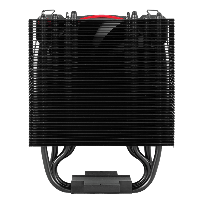 Freezer 33 TR Red, 155mm Height, 200W TDP, Copper/Aluminum CPU Cooler
