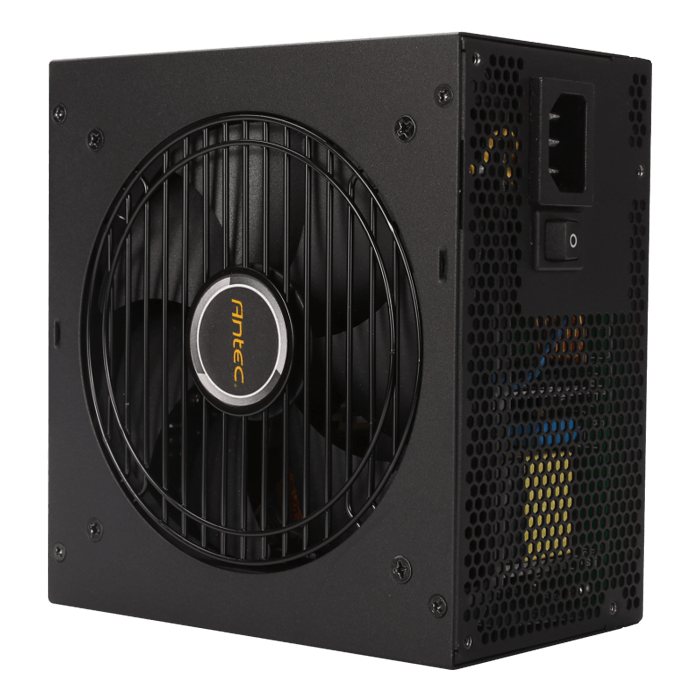 EA550G PRO, 80 PLUS Gold 550W, Semi Modular, ATX Power Supply