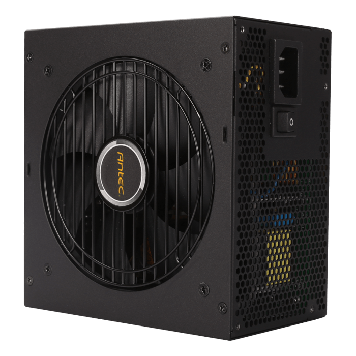 EA650G PRO, 80 PLUS Gold 650W, Semi Modular, ATX Power Supply