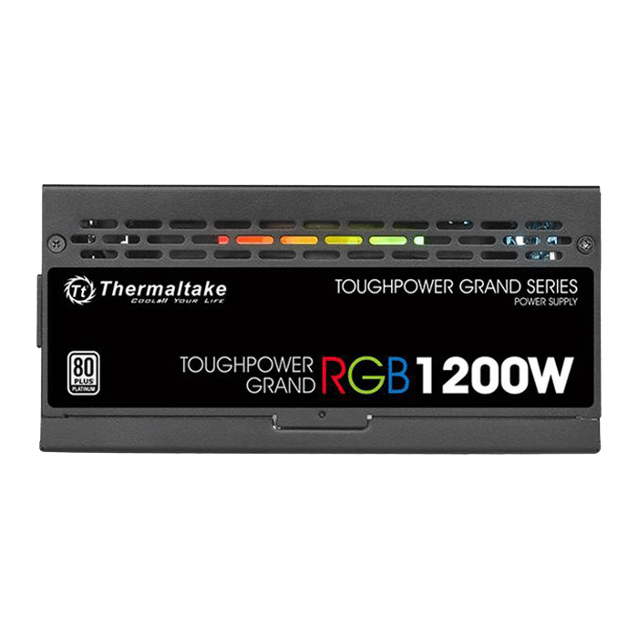 TPG-1200AH3FCP, 80 PLUS Platinum 1200W, Fully Modular, ATX Power Supply