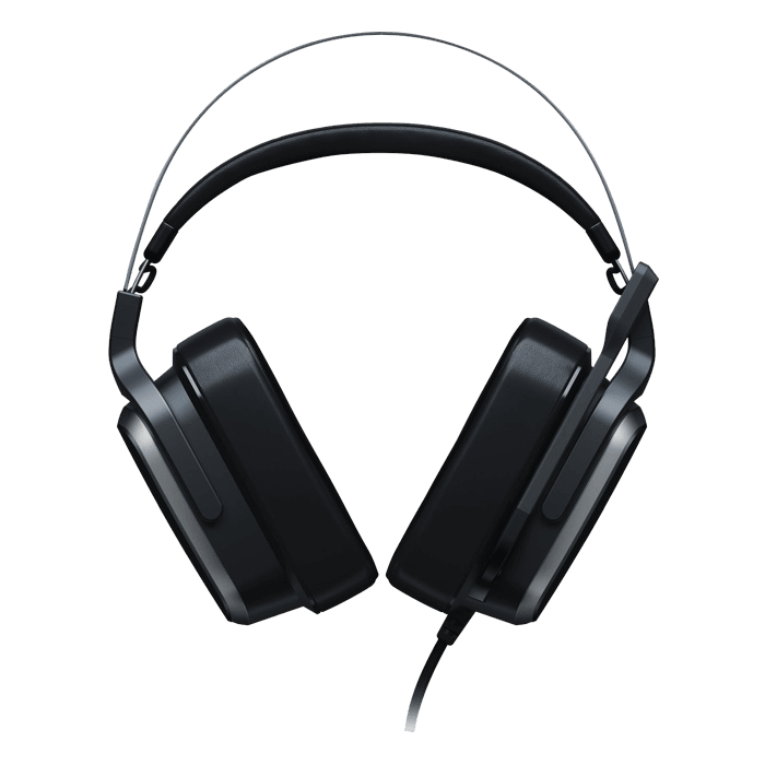 Tiamat 7 1 V2 w/ Audio Control Unit, True 7 1 Surround Sound, 5x 3 5mm/USB,  Black Gaming Headset
