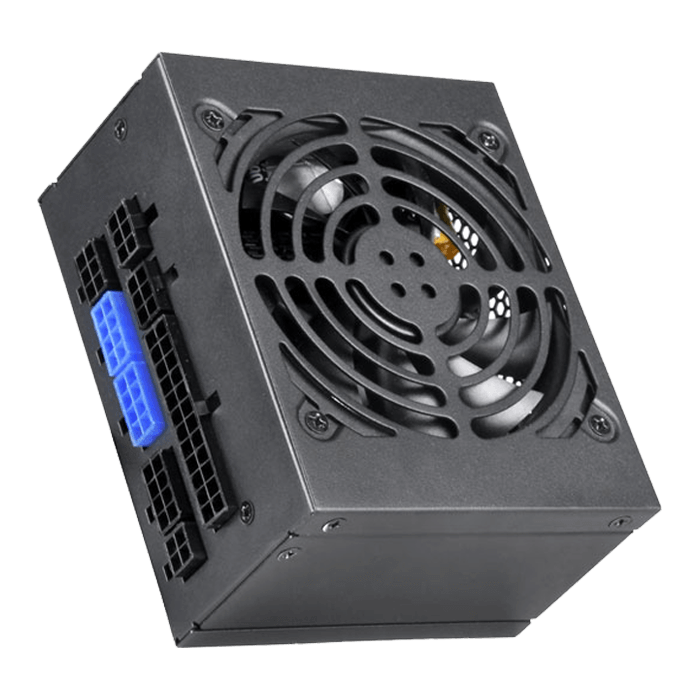 SST-SX650-G, 80 PLUS Gold 650W, Fully Modular, SFX Power Supply