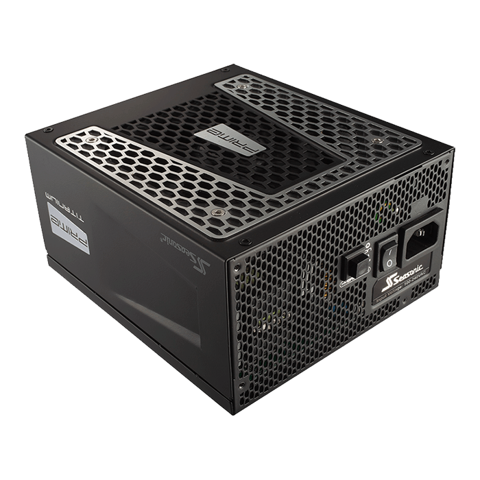 SSR-850TR, 80 PLUS Titanium 850W, Fully Modular, ATX Power Supply