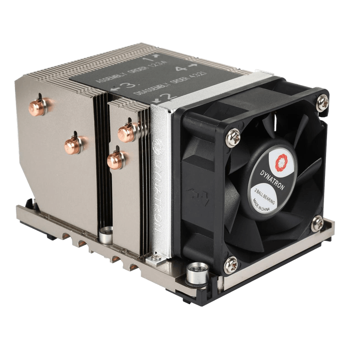 B5 Socket LGA 3647 Narrow ILM, 66mm Height, 205W TDP, Copper/Aluminum CPU Cooler