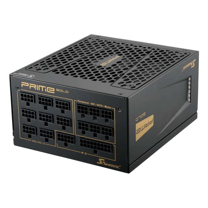 PRIME Gold, 80 PLUS Gold 1300W, Fully Modular, ATX Power Supply