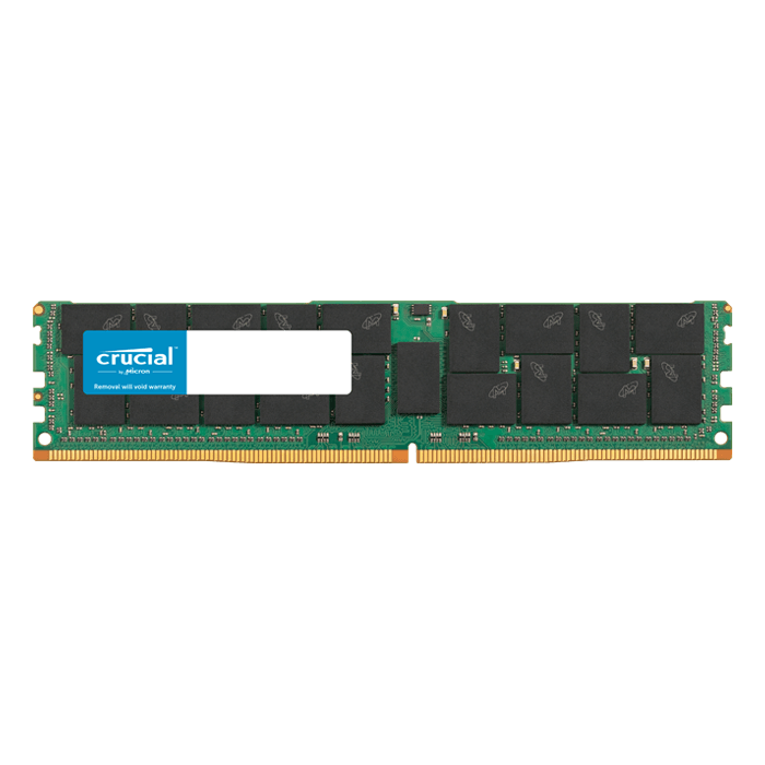 128GB Octal-Rank, DDR4 2666MHz, CL22, ECC 3DS Load Reduced Memory