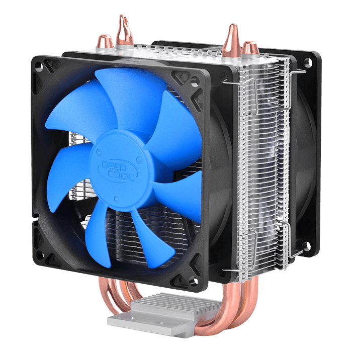 ICE BLADE 200M, 135mm Height, 130W TDP, Copper/Aluminum CPU Cooler