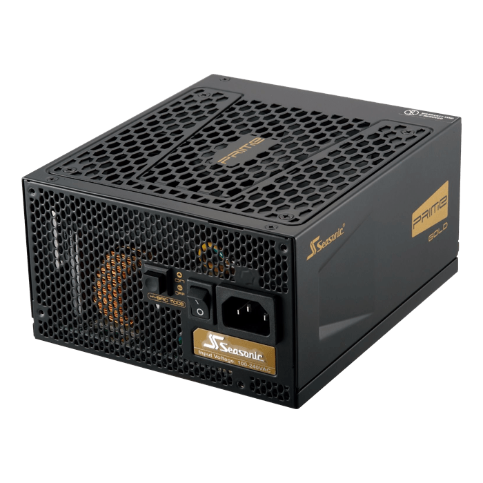 SSR-750GD2, 80 PLUS Gold 750W, Fully Modular, ATX Power Supply