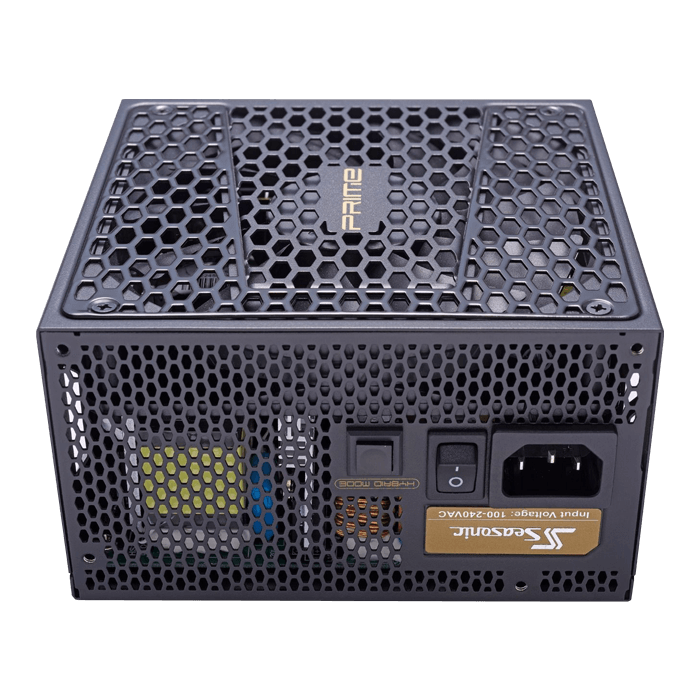 PRIME Ultra Gold, 80 PLUS Gold 650W, Fully Modular, ATX Power Supply