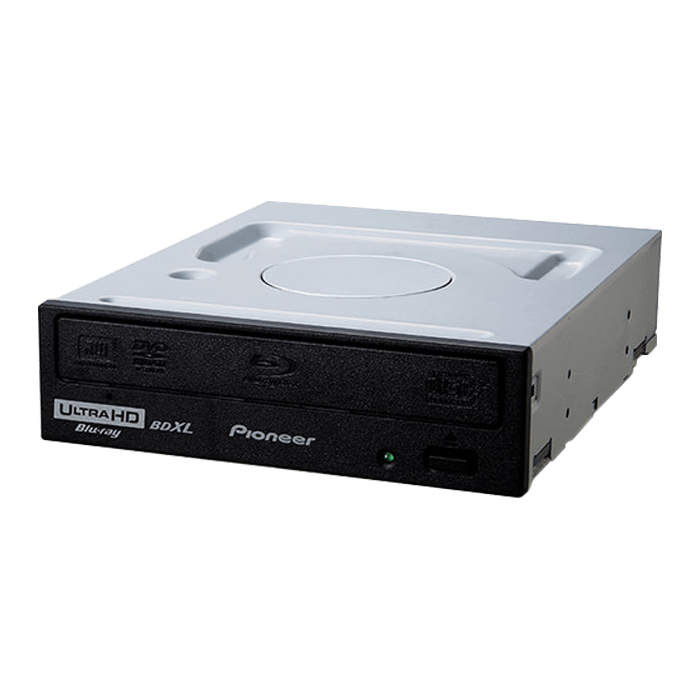 BDR-211UBK, BD 16x / DVD 16x / CD 40x, Ultra HD Blu-ray Disc Burner, 5.25-Inch, Optical Drive