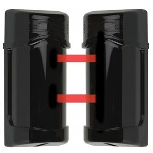 Dual Photobeam Detector, Indoor to 390 ft, Outdoor to 190 ft