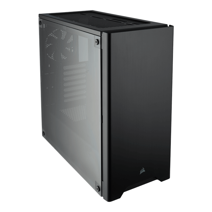 Carbide Series 275R Acrylic Side Panel, No PSU, ATX, Black, Mid Tower Case