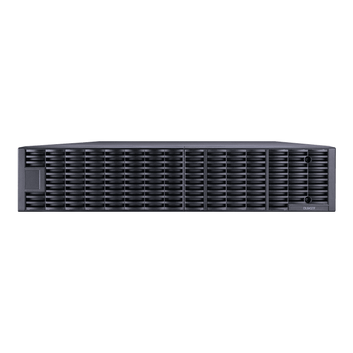 Hardware OL6KSTF, 6000VA/6000W, 208V, 7 Outlets, Black, Tower/2U Rackmount Step-Down Transformer