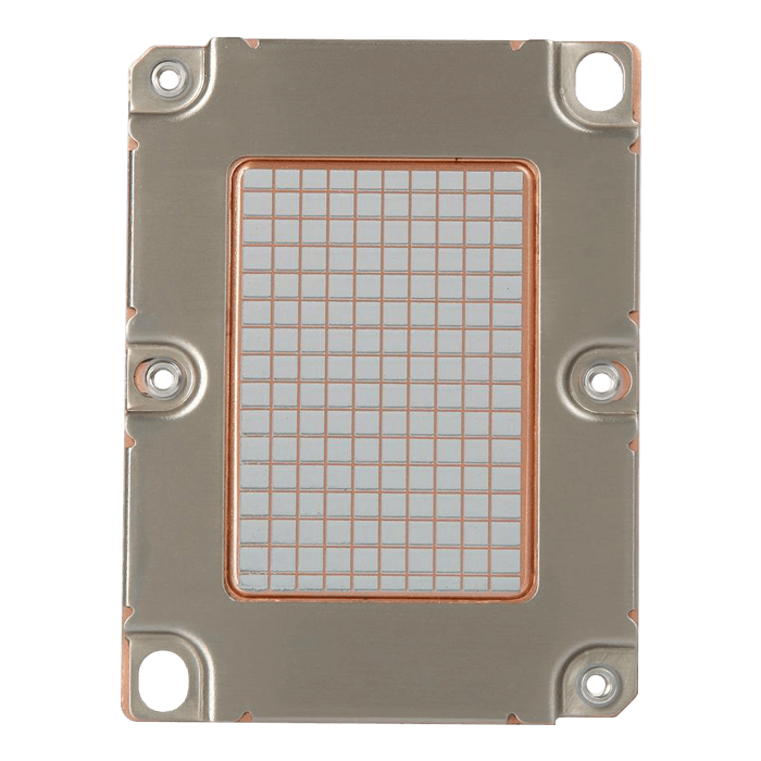 B4A, Socket LGA 3647 Narrow ILM, 27mm Height, 205W TDP, Copper CPU Heatsink