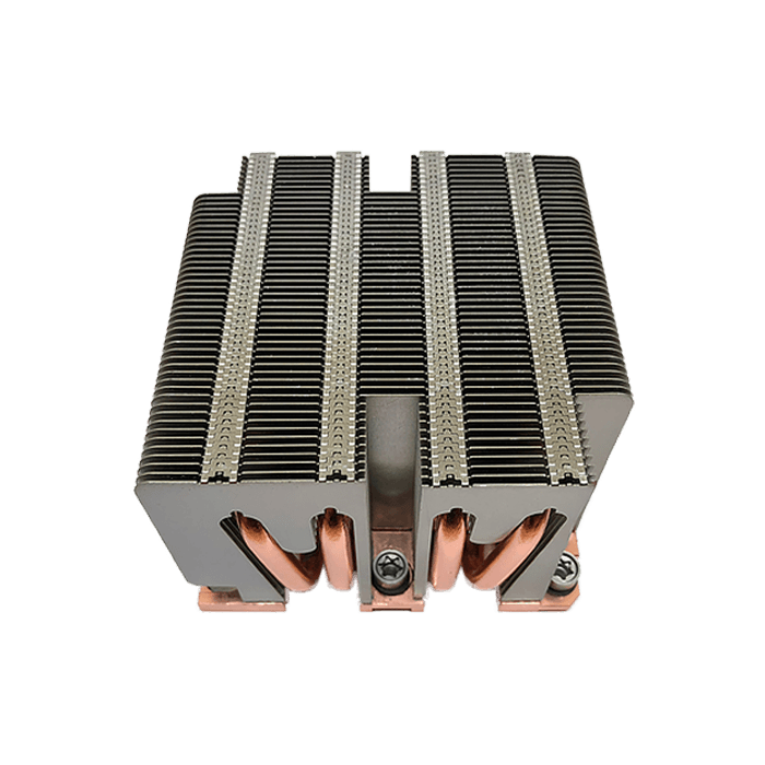 B12, Socket LGA 3647 Square ILM, 64mm Height, 205W TDP, Copper/Aluminum CPU Heatsink