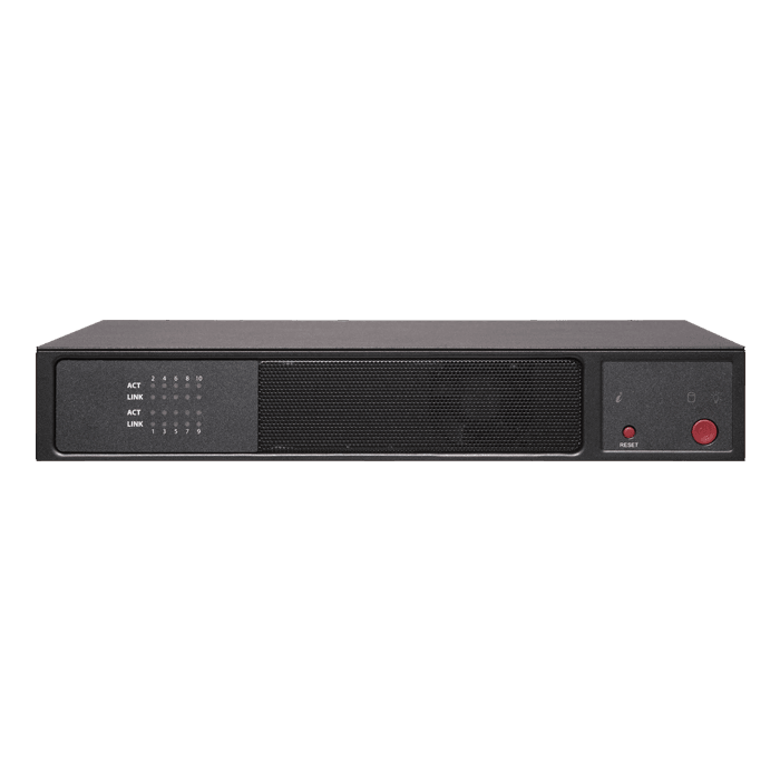 "SuperServer E300-9A-4CN8, Mini-1U, Intel® Atom® C3558, 1x 2.5"", SuperDOM, 4x DDR4, 8x 1Gb Ethernet, 84W DC power adapter"