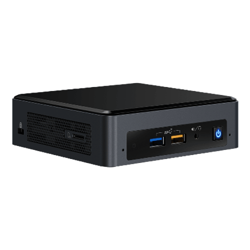 NUC8i5BEK, Intel Core i5-8295U, 2x DDR4 SO-DIMM, M.2, Intel Iris Plus Graphics 655, Mini PC Barebone