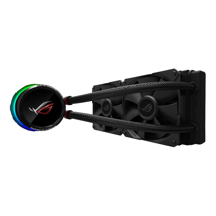 ROG Ryuo 240, 240mm Radiator, Liquid Cooling System