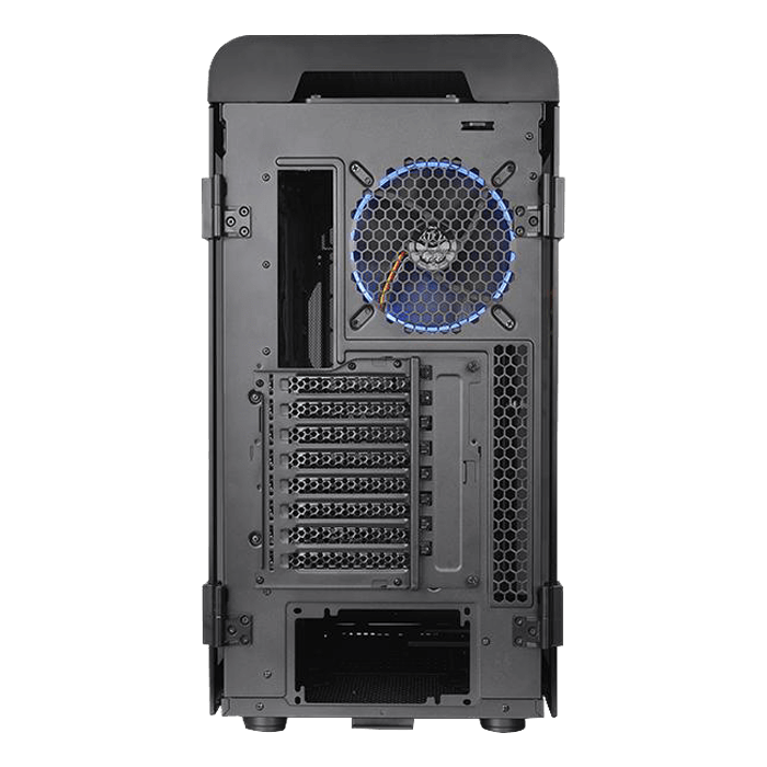 Level 20 GT RGB Plus edition Tempered Glass, No PSU, E-ATX, Black, Full Tower Case
