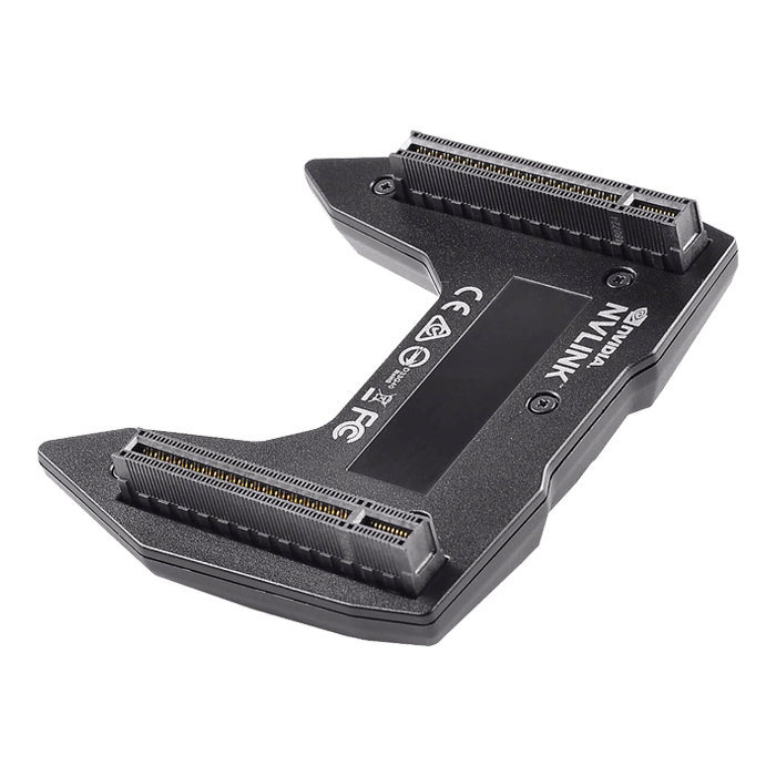 GeForce RTX NVLink™ Bridge (4 Slot Spacing) 81.26mm - For RTX 20 Series