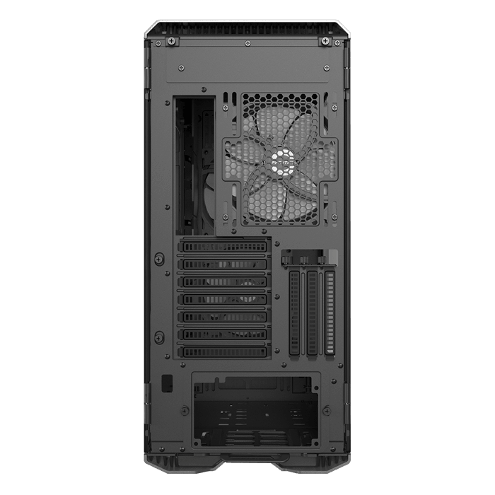 Enthoo Series Evolv X Tempered Glass, No PSU, E-ATX, Anthracite Grey, Mid Tower Case
