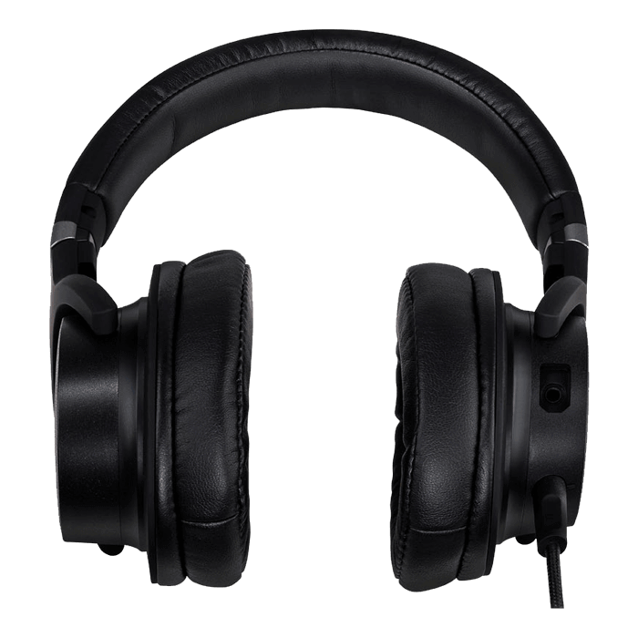 MH-751, Awesome Comfort, Superior Sound Quality, 3.5mm, Black, Gaming Headset