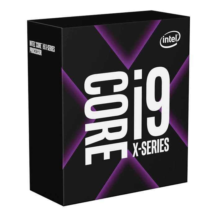 Core™ i9-9900X 10-Core 3.5 - 4.4GHz Turbo, LGA 2066, 165W TDP, Processor