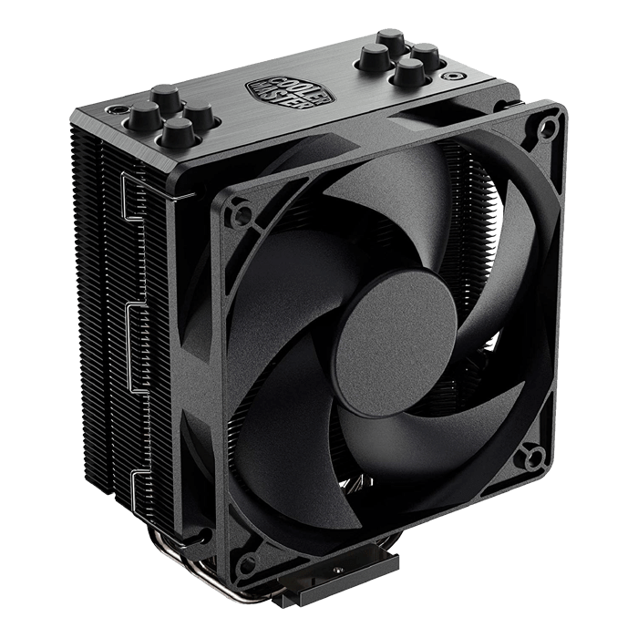 Hyper 212 Black Edition, 158.8mm Height, 150W TDP, Aluminum CPU Cooler