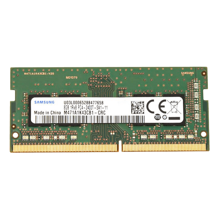 8GB (M471A1K43CB1-CRC) DDR4 2400MHz, CL17, SO-DIMM Memory