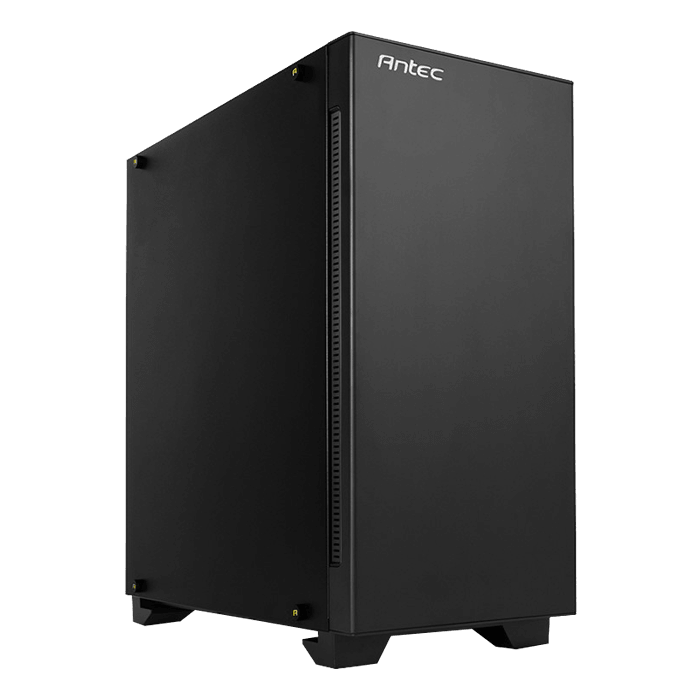 Performance Series P110 Silent, No PSU, ATX, Black, Mid Tower Case