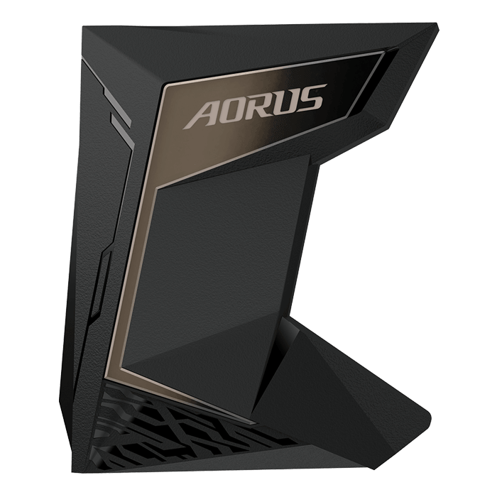 AORUS GeForce RTX NVLink™ Bridge (4 Slot Spacing) 80mm - For RTX 20 Series