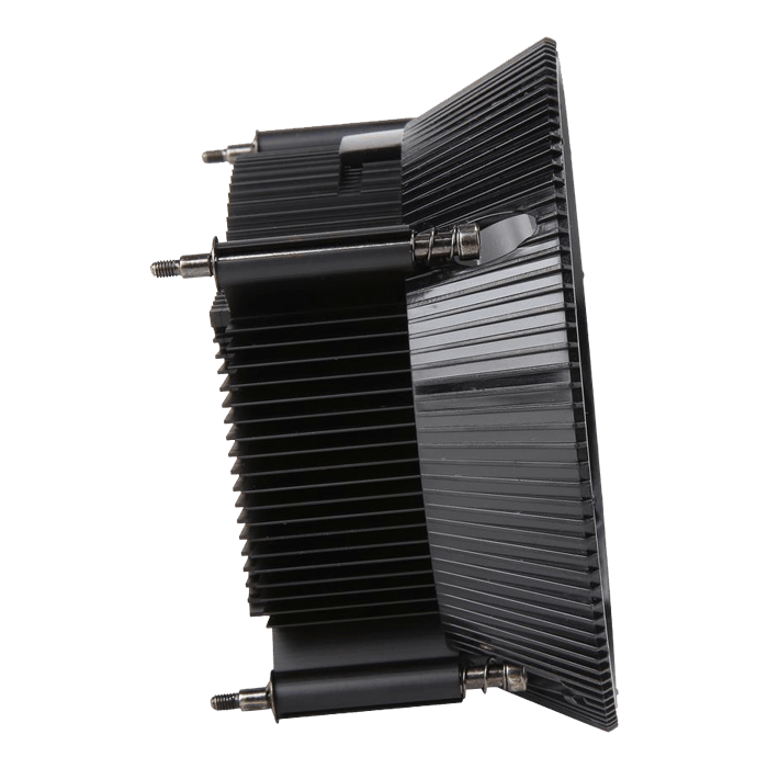 i71C RGB, 60mm Height, Copper/Aluminum CPU Cooler