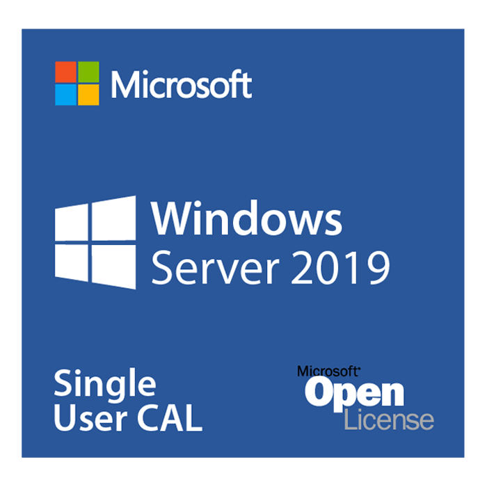 Windows Server 2019 - License, 1 User CAL