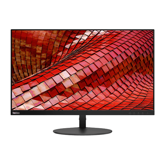 "ThinkVision T27i-10 27"" (61C6MAR1US), Full HD 1920 x 1080, IPS LED, 6ms, Black, LCD Monitor"